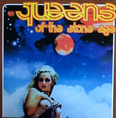 DISCO DE VINIL NOVO - QUEENS OF THE STONE AGE - QUEENS OF THE STONE AGE LP