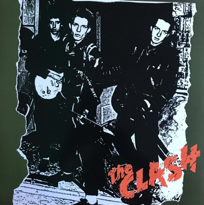 DISCO DE VINIL NOVO - THE CLASH - THE ALTERNATIVE LP