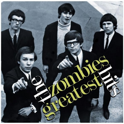 DISCO DE VINIL NOVO - THE ZOMBIES - GREATEST HITS LP 180 G