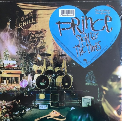 DISCO DE VINIL NOVO - PRINCE - SIGN