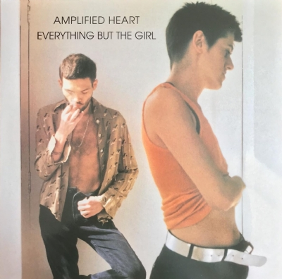 Disco De Vinil Novo - Everything But The Girl - Amplified Heart Lp