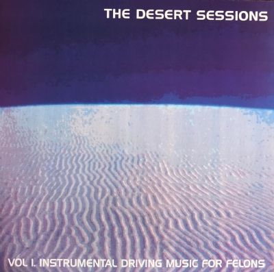 DISCO DE VINIL NOVO - THE DESERT SESSIONS - VOL I / II LP