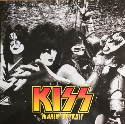 DISCO DE VINIL NOVO - KISS - MAKIN´ DETROIT LP 180 G
