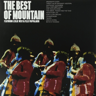 DISCO DE VINIL NOVO - MOUNTAIN - THE BEST OF LP 180 G