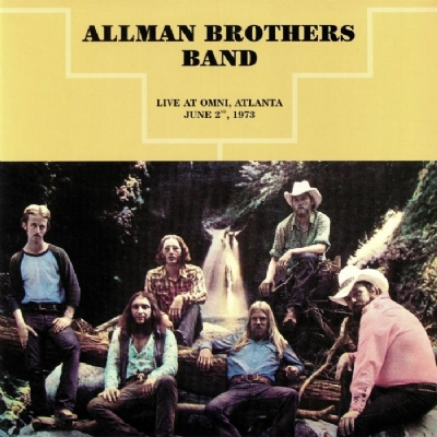 DISCO DE VINIL NOVO - THE ALLMAN BROTHERS BAND - LIVE AT OMINI 1973 LP 180 G