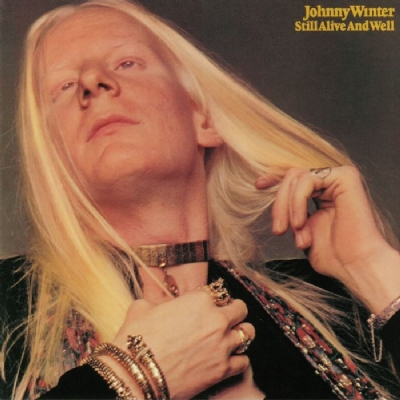 DISCO DE VINIL NOVO - JOHNNY WINTER - STILL ALIVE AND WELL LP 180G