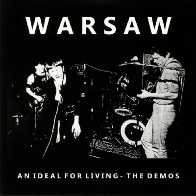 DISCO DE VINIL NOVO - WARSAW - AN IDEAL FOR LIVING: THE DEMOS LP 180 G