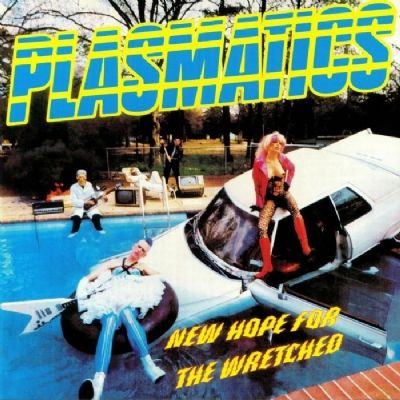 DISCO DE VINIL NOVO - PLASMATICS - NEW HOPE FOR THE WRETCHED LP 180 G