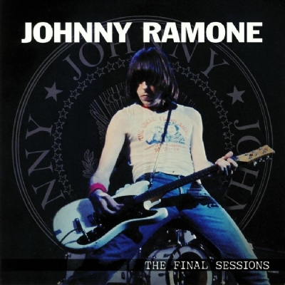 DISCO DE VINIL NOVO - JOHNNY RAMONE - THE FINAL SESSIONS LP COLORIDO