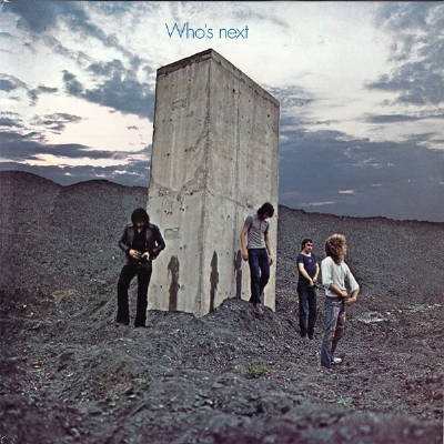 Disco De Vinil Novo - The Who - Who´S Next Deluxe Lp 180 G Triplo