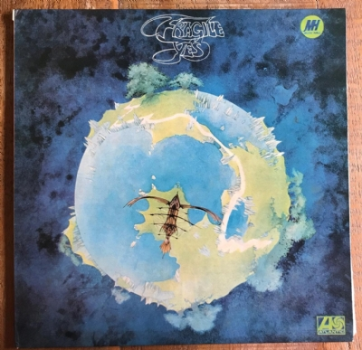 DISCO DE VINIL USADO - YES - FRAGILE LP IMPORTADO