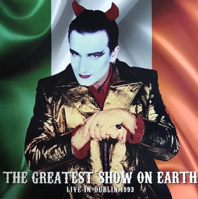 Disco De Vinil Novo - U2 - The Greatest Show On Earth Lp 180 G