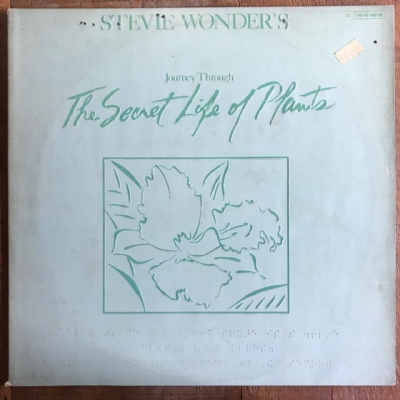 DISCO DE VINIL USADO - STEVIE WONDER - JOURNEY THROUGH THE SECRET LIFE OF PLANTS LP DUPLO