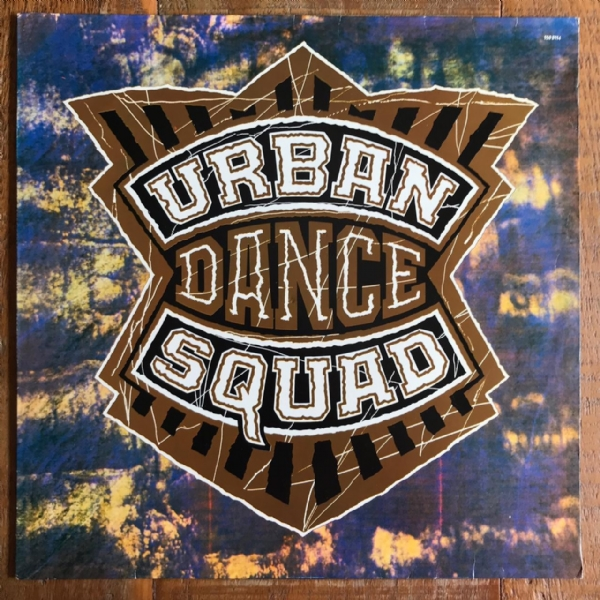 DISCO DE VINIL USADO - URBAN DANCE SQUAD - MENTAL FLOSS FOR THE GLOBE LP