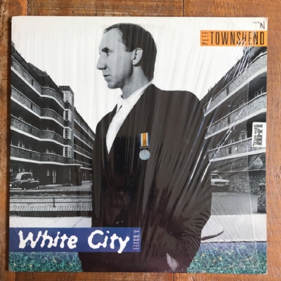 DISCO DE VINIL USADO - PETE TOWNSHEND - WHITE CITY A NOVEL LP
