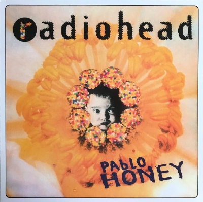 DISCO DE VINIL NOVO - RADIOHEAD - PABLO HONEY LP COLORIDO