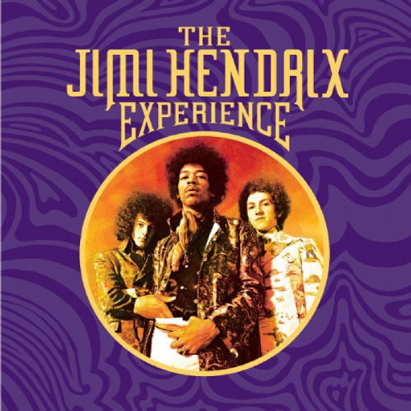 DISCO DE VINIL NOVO - THE JIMI HENDRIX EXPERIENCE - THE JIMI HENDRIX EXPERIENCE BOX SET 08 LP 180 G