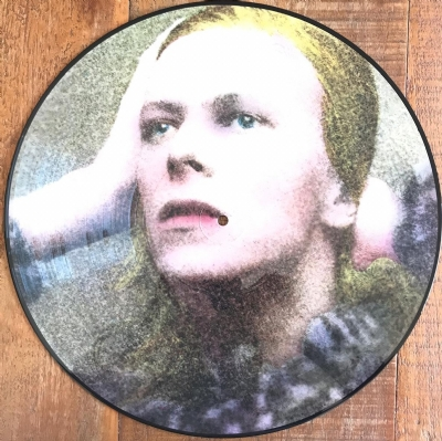 DISCO DE VINIL NOVO - DAVID BOWIE - HUNKY DORY  LP PICTURE DISC