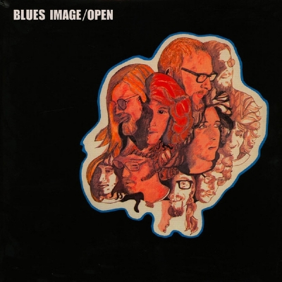 DISCO DE VINIL NOVO - BLUES IMAGE - OPEN LP 180 G