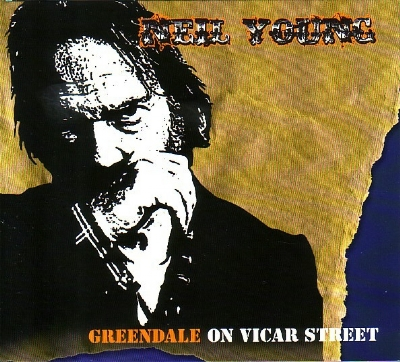 CD - NEIL YOUNG - GREENDALE ON VICAR STREET