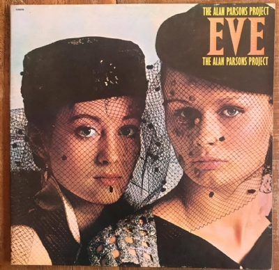 DISCO DE VINIL USADO - THE ALAN PARSONS PROJECT - EVE LP