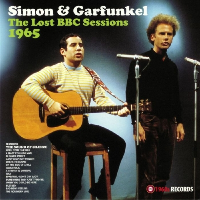 Disco de vinil novo - Simon & Garfunkel - The Lost BBC Sessions 1965 LP 180 g
