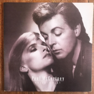DISCO DE VINIL USADO - PAUL McCARTNEY - PRESS TO PLAY LP