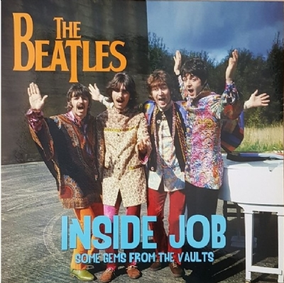 Disco De Vinil Novo - The Beatles - Inside Job Lp 180 G