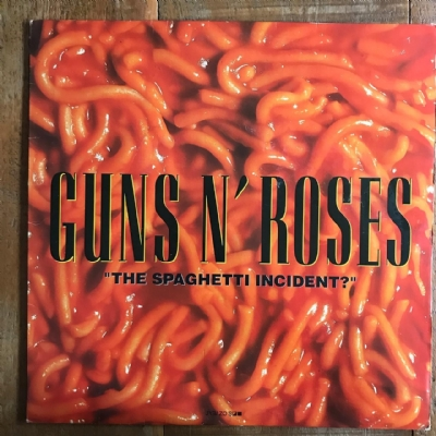 DISCO DE VINIL USADO - GUNS N´ROSES - THE SPAGHETTI INCIDENT? LP