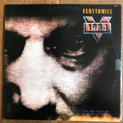 DISCO DE VINIL USADO - EURYTHMICS - 1984 LP