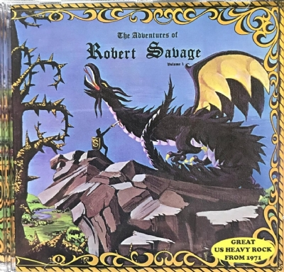 CD - ROBERT SAVAGE - THE ADVENTURES OF