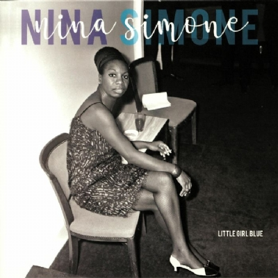 DISCO DE VINIL NOVO - NINA SIMONE - LITTLE GIRL BLUE LP 180 G
