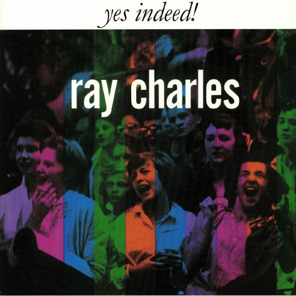 DISCO DE VINIL NOVO - RAY CHARLES - YES INDEED! LP