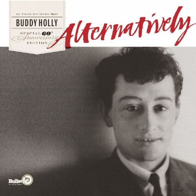 DISCO DE VINIL NOVO - BUDDY HOLLY - ALTERNATIVELY LP 180 G COLORIDO