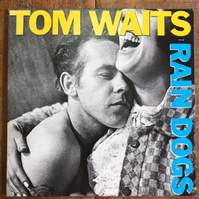 DISCO DE VINIL USADO - TOM WAITS - RAIN DOGS LP