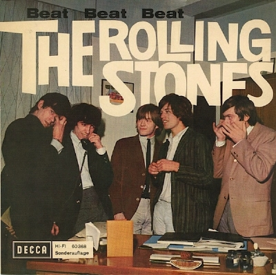 DISCO DE VINIL NOVO - THE ROLLING STONES - BEAT BEAT BEAT LP 10