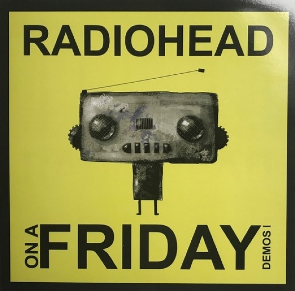 DISCO DE VINIL NOVO - RADIOHEAD - ON A FRIDAY DEMOS LP DUPLO 180 G COLORIDO