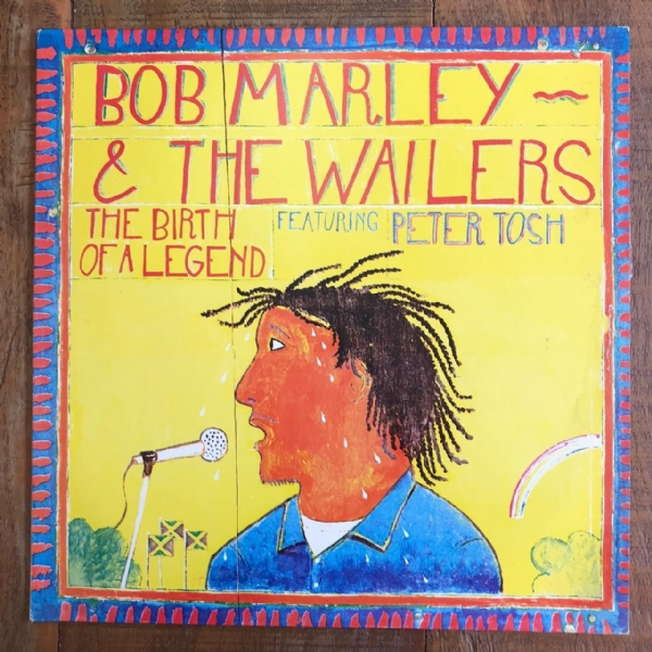 DISCO DE VINIL USADO - BOB MARLEY & THE WAILERS - THE BIRTH OF A LEGEND LP