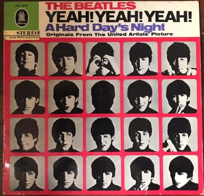 Disco de vinil usado - The Beatles - Yeah! Yeah! Yeah! LP