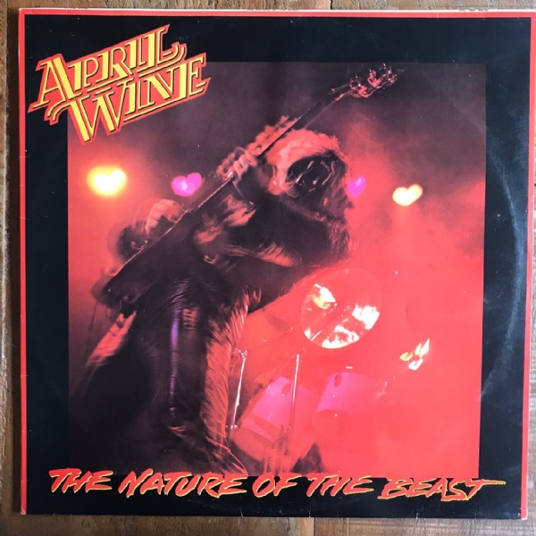 Disco de vinil usado - April Wine - The Nature Of The Beast LP