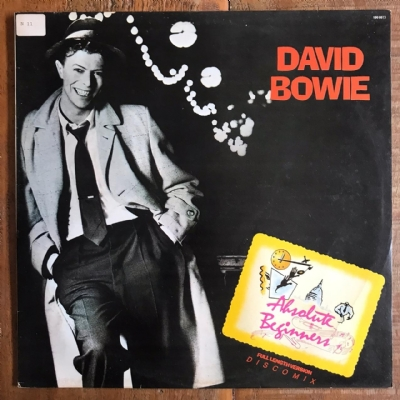Disco de vinil usado - David bowie - Absolute Beginners Mix LP