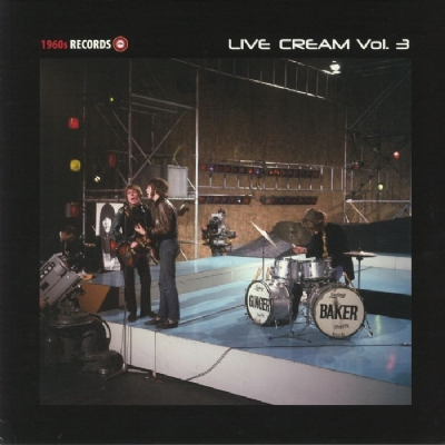 Disco de vinil novo - Cream - Live Cream Vol. 3 LP 180 g