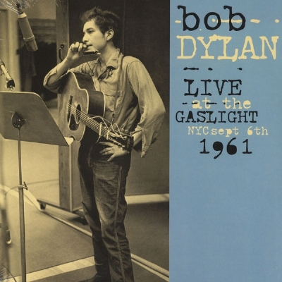 Disco de vinil novo - Bob Dylan - Live At The Gaslight LP 180 g