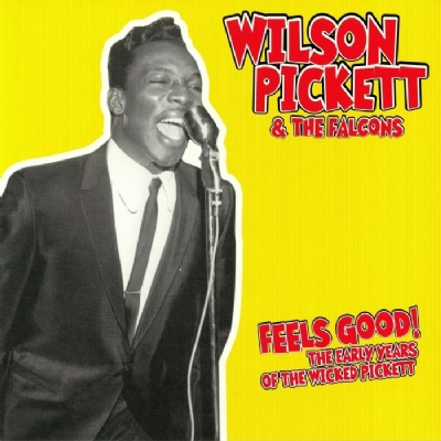 Disco de vinil novo - Wilson Pickett & The Falcons - Feels So Good! LP 180 g