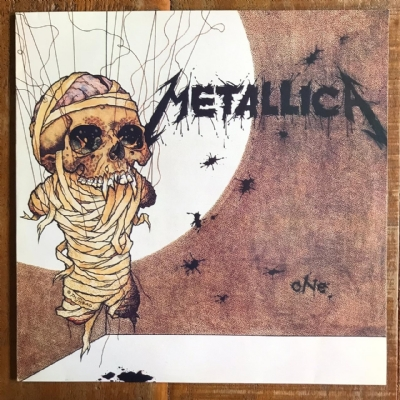 Disco de vinil usado - Metallica - One LP