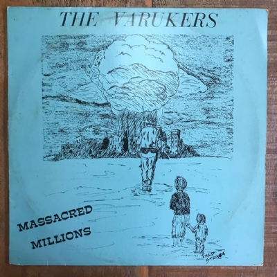Disco de vinil usado - The Varukers - Massacred Millions LP
