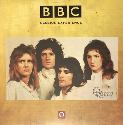 Disco de vinil novo - Queen - Session Experience LP 180 g