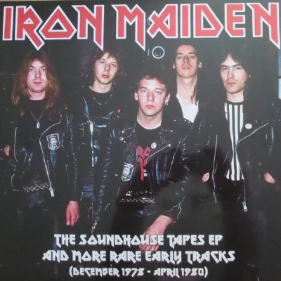 Disco de vinil novo - Iron Maiden - The Soundhouse Tapes EP And More Rare Early Tracks 1981 LP 180 g