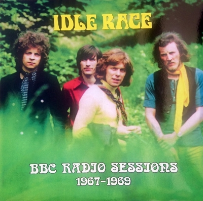 Disco de vinil novo - The Idle Race - BBC Radio Sessions 1967-1969 LP 180 g