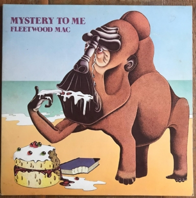 Disco de vinil usado - Fleetwood Mac - Mystery To Me LP